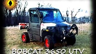 1. Bobcat 3650 UTV February 17th, 2017