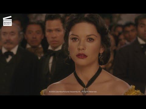 The Legend of Zorro: The Dance scene HD CLIP