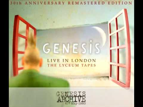 Genesis - Duke Suite (Live)