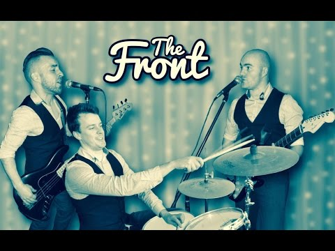 Wedding Band NI - The Front