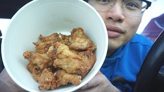 How to PROPERLY eat  CHICKEN WINGS