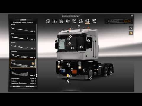 Renault Magnum & Magnum Legend Mat Edition v6.1