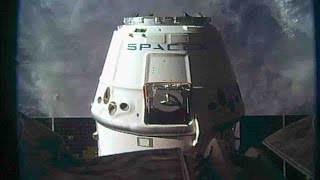 The SpaceX Dragon cargo spacecraft left the International Space Station (ISS) on Sunday, having delivered about 5,500 pounds of cargo, according to NASA. Sou...