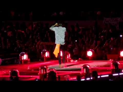One Direction – 25/06/2014 – Amsterdam ArenA – Liam & Harry Talking/Niall's Knee + Best Song Ever