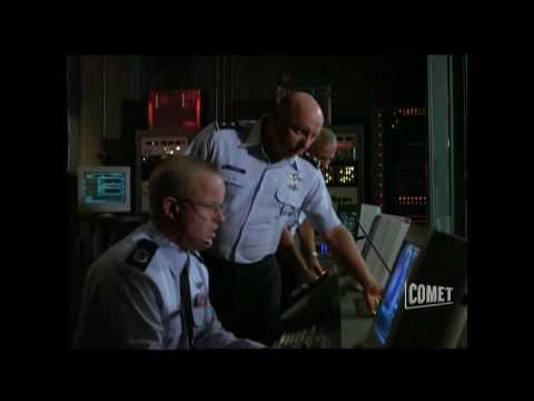 Stargate SG1 - Gate Room Taking Fire (Season 4 Ep. 15)