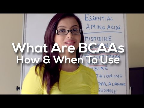 What Are BCAAs Branched Chain Amino Acids?