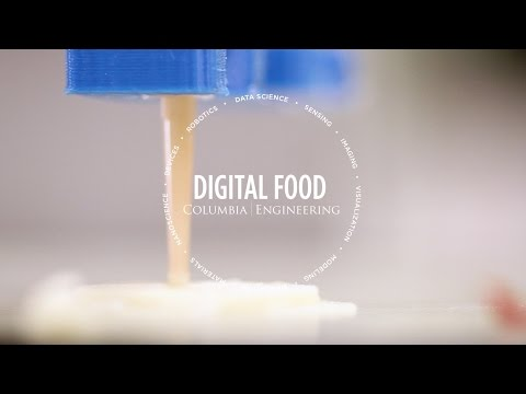 Behold A 3D Printer That Prints Food