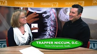 HEALTHY LIVING: So You're Considering Chiropractic