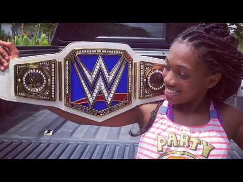 Operation WWE Smackdown Women's Championship