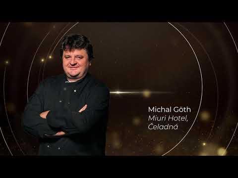 Nominace v kategorii Hvězda gastronomie – síň slávy 2018