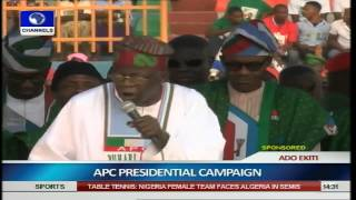 APC Presidential Campaign In Ado Ekiti Part 5