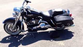 9. 2005 Harley Davidson Road King Classic