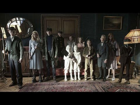 'Miss Peregrine's Home for Peculiar Children' (2016) Official Trailer