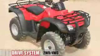 6. ATV Television Test - 2006 Honda Rancher AT