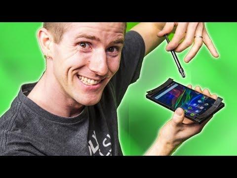 Liquid Metal Cooling a PHONE!?!?!