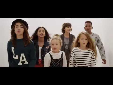 KIDS UNITED - On Ecrit Sur Les Murs (Clip Officiel) (видео)