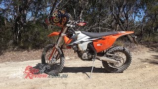 5. KTM 350 EXC F Update PowerParts Fitted
