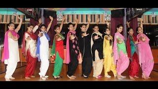 Roku Keda | Sardaarji | Diljit Dosanjh | Bhangra - Gidha | Step2Step Dance Studio