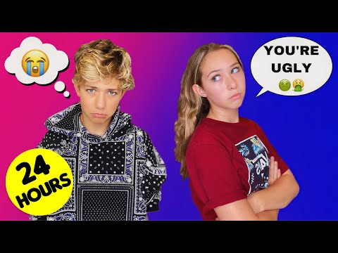 BEING MEAN TO MY BROTHER For 24 HOURS ft. WALKER BRYANT *HE BLOCKED ME* | ALEX Bryant