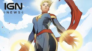 As announced in July 2016, Brie Larson is set to play Captain Marvel (Carol Danvers), and the film is being directed by Anna Boden and Ryan Fleck.Watch the latest news here!https://www.youtube.com/watch?v=Y1-ZrArq6YY&list=PLyN6dWP9XPgpzD7LJttHSs_peWliw7QSW&index=1Subscribe to the IGN News Channel!https://www.youtube.com/user/ignnews?sub_confirmation=1------------------------------­----Follow IGN for more!------------------------------­----IGN OFFICIAL APP: http://www.ign.com/mobileFACEBOOK: https://www.facebook.com/ignTWITTER: https://twitter.com/ignINSTAGRAM: https://instagram.com/igndotcom/?hl=enWEBSITE: http://www.ign.com/GOOGLE+: https://plus.google.com/+IGN