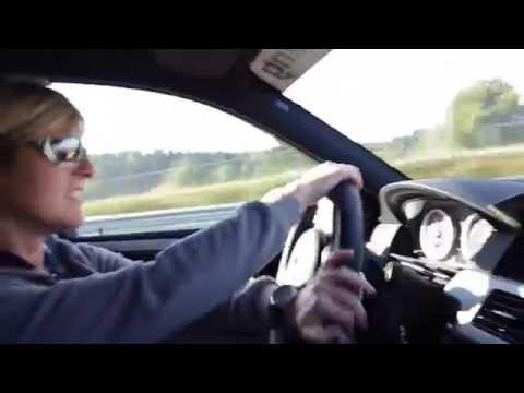BMW Ring Taxi - A Lap With Sabine Schmitz