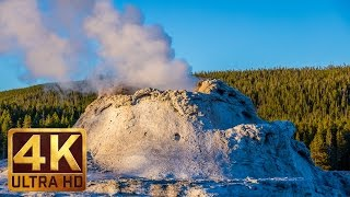 Download Video Yellowstone National Park - 4K (Ultra HD) Nature Documentary Film - Episode 2 MP3 3GP MP4