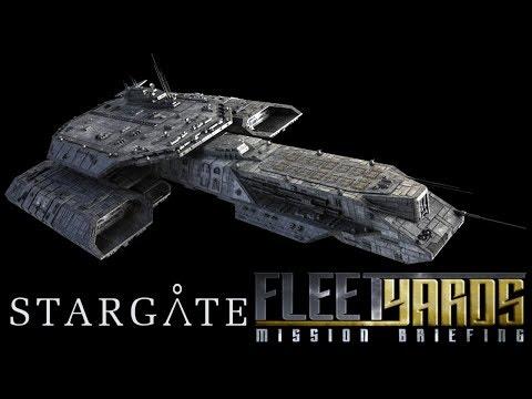 BC-304 Daedalus (Stargate) - Fleetyards Mission Briefing
