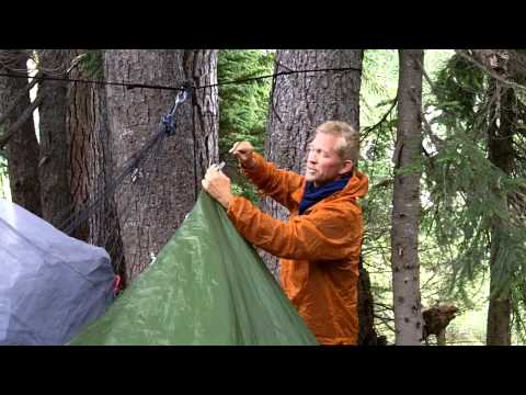 Exped Ergo Hammock Combi Part #2