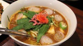 The Art of the Soup: Assam Laksa at Rasa