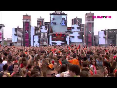 Bassjackers (Full live-set) | SLAM!Koningsdag 2014