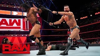 Nonton Reigns  B  Lor And Mcintyre Brawl In High Stakes Triple Threat Match  Raw  July 16  2018 Film Subtitle Indonesia Streaming Movie Download