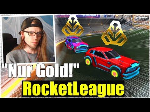 TURNIER! WIR FINDEN DEN BESTEN GOLDSPIELER IN RL! - Rocket League [Deutsch/German]