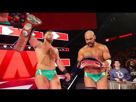 The REAL Reason The Revival Are WWE RAW Tag Champions