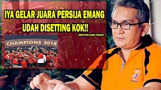 Download Video TERUNGKAP! Ketua Jakmania Mengaku Gelar Juara PERSIJA Memang Sudah Disetting!! MP3 3GP MP4