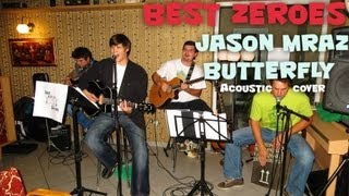 Video Best Zeroes - Café Kupé - Jason Mraz Butterfly cover