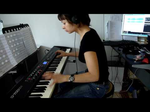 Audioslave - Moth - piano cover [HD] Video