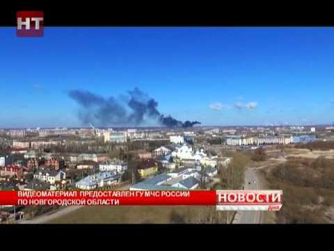 Многие жители сегодня были обеспокоены густым черным дымом, который шел из трубы одной из городских котельных