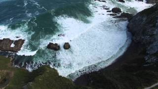 Kaka Point New Zealand  city pictures gallery : DJI - 4K - Kaka Point Light House
