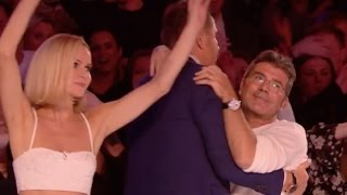 Video Expect the Unexpected! 65 year old Lady Is Taking Over The Stage! | Week 4 | BGT 2017 MP3, 3GP, MP4, WEBM, AVI, FLV Maret 2019