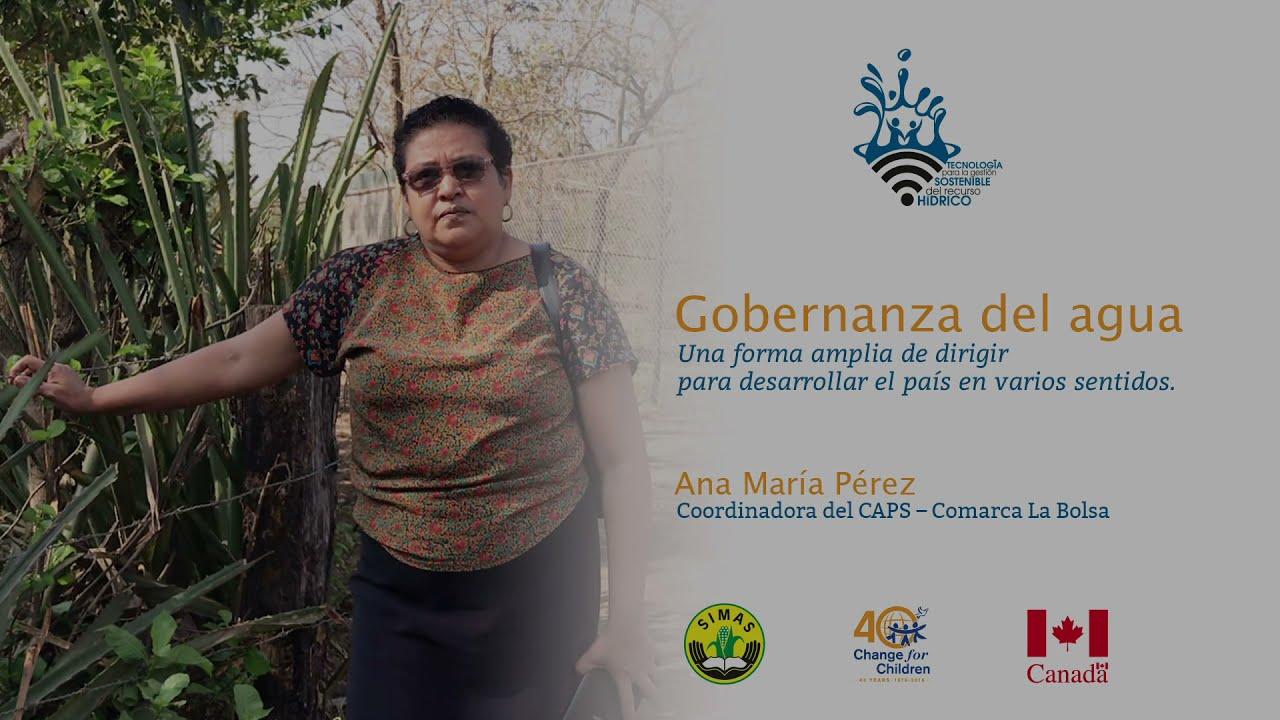 Gobernanza del Agua, CAPS La Bolsa