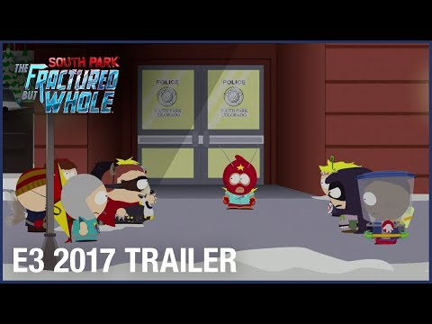E3 2017: South Park: The Fractured But Whole