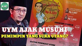 Video Ustad Yusuf Mansur Ajak Musuhi Pemimpin Suka Utang MP3, 3GP, MP4, WEBM, AVI, FLV Mei 2019