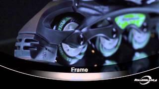 Детские ролики Rollerblade spitfire sl g 2014