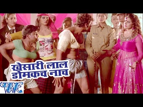 Video प्यारे मांगे लुंगी बिछाके _ Full Songs _ Khiladi - Khesari Lal - Bhojpuri Hit Songs 2016 new download in MP3, 3GP, MP4, WEBM, AVI, FLV January 2017