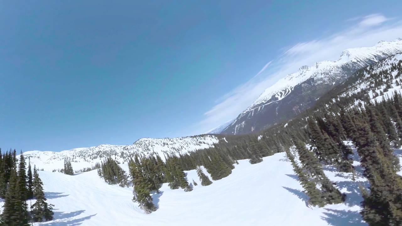 The Winter Within: Whistler Blackcomb 360 Ski Video