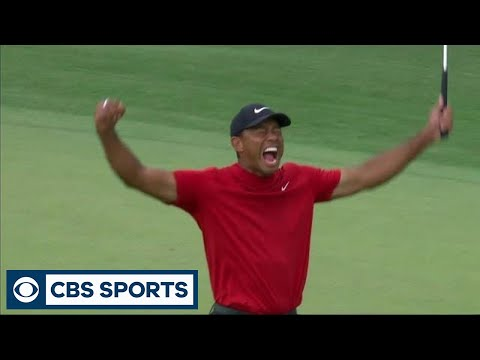 Download Tiger Woods wins the 2019 Masters | Golf | CBS Sports HD Mp4 3GP Video and MP3
