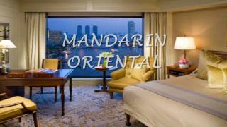 The Top 8, 5 Star Hotels In Bangkok Thailand