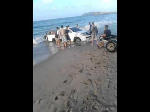 Lo que pasa en las playas de tela honduras!!!