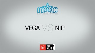 Vega vs NIP, game 1