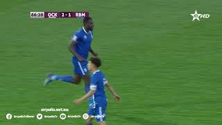 أولمبيك خريبكة 2-1 رجاء بني ملال هدف عبدول عباس في الدقيقة 87